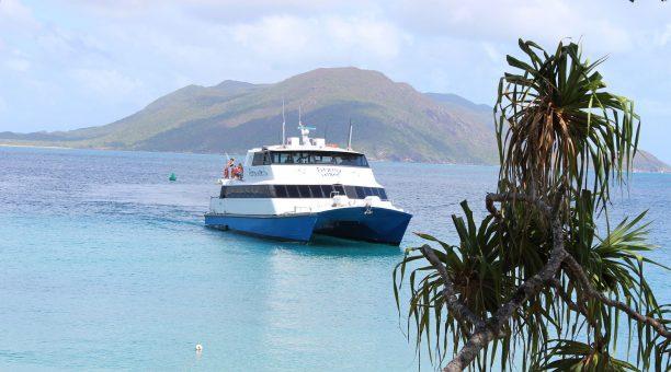 Fitzroy Island Ferry