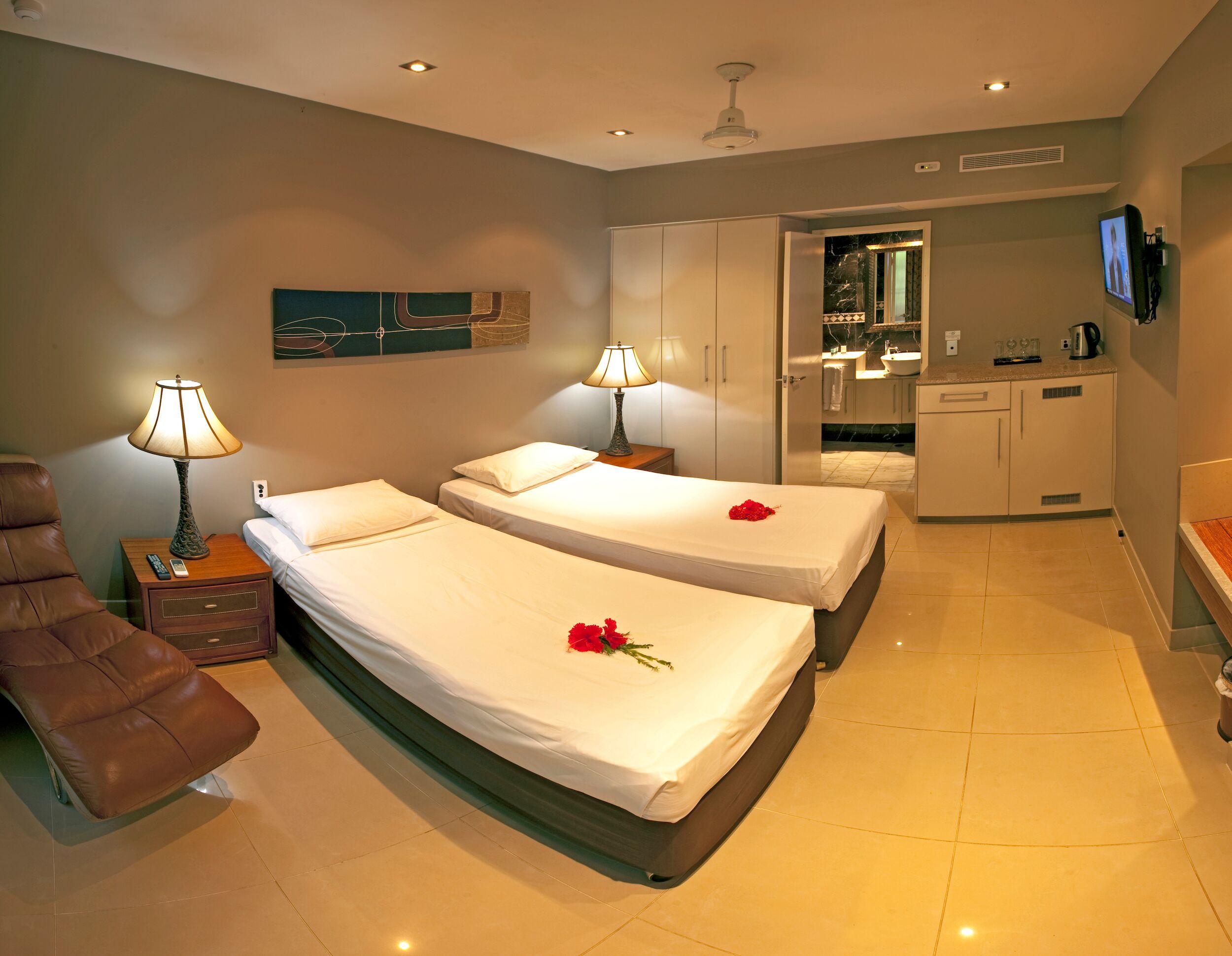 Resort Studio Rooms