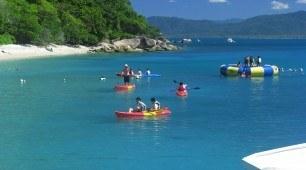 Water Activities Fitzroy Island North Queensland Australia